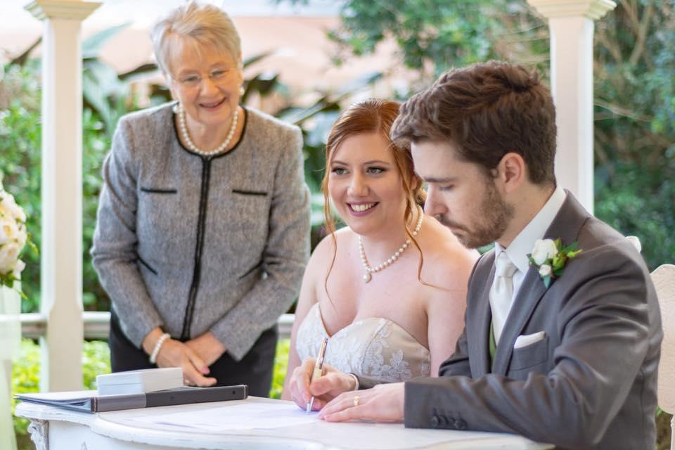 Brisbane Marriage Celebrant